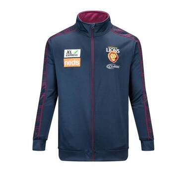 COMING SOON - LIONS MENS TRACK JACKET