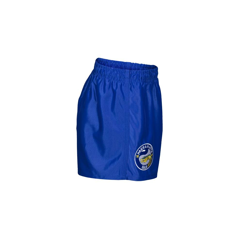 EELS HOME NRL YOUTH SUPPORTER SHORTS1