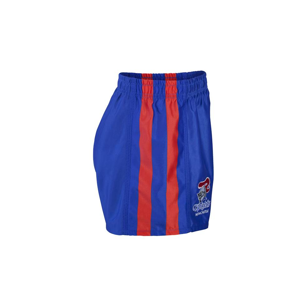 KNIGHTS HOME NRL YOUTH SUPPORTER SHORTS1