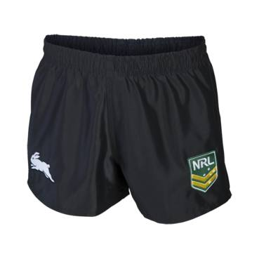 RABBITOHS HOME NRL YOUTH SUPPORTER SHORTS