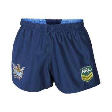 TITANS AWAY NRL YOUTH SUPPORTER SHORTS