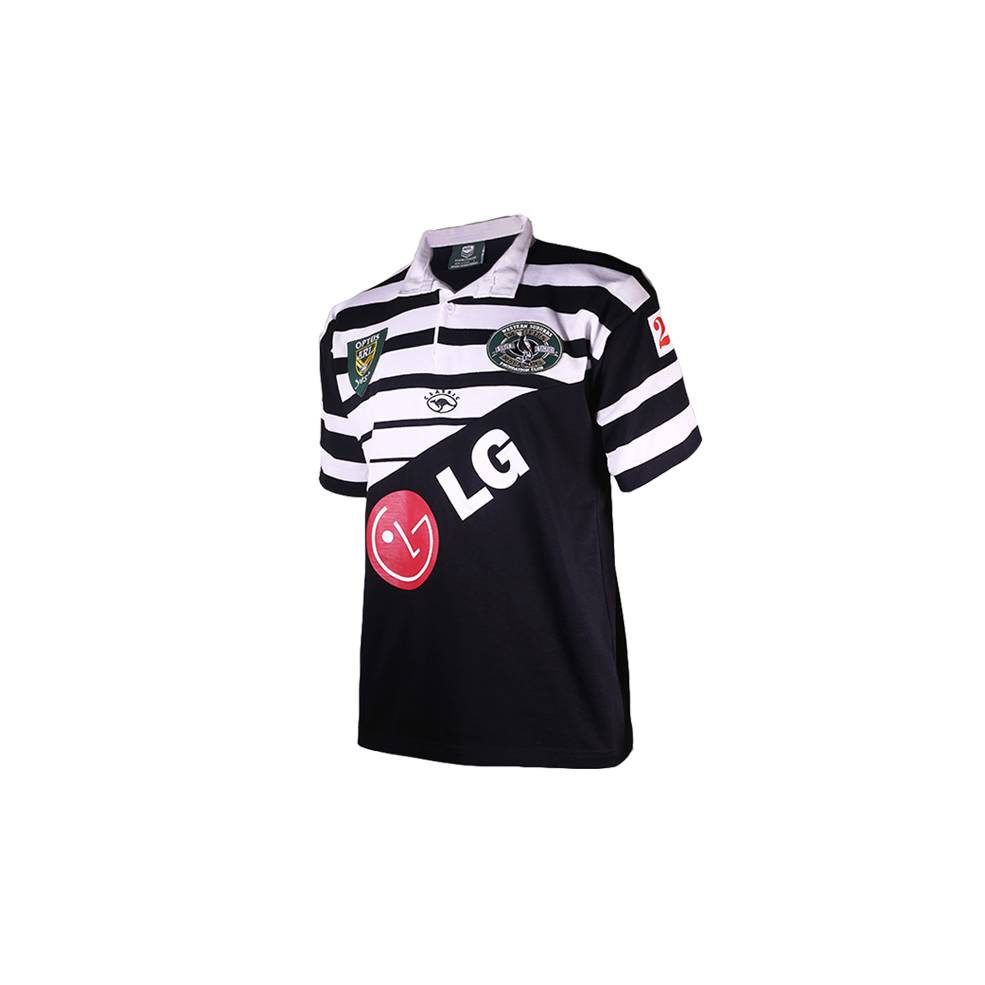 MAGPIES 1998 HERITAGE JERSEY0
