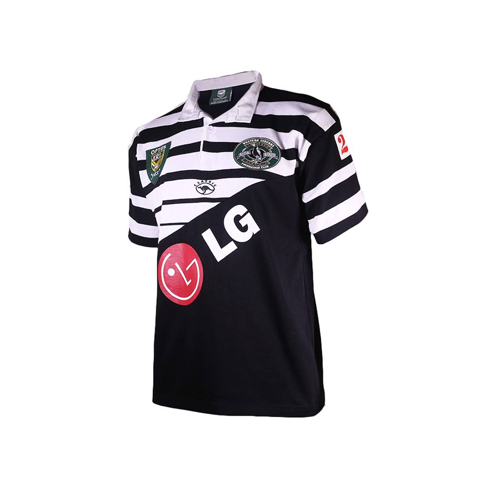 MAGPIES 1998 HERITAGE JERSEY3