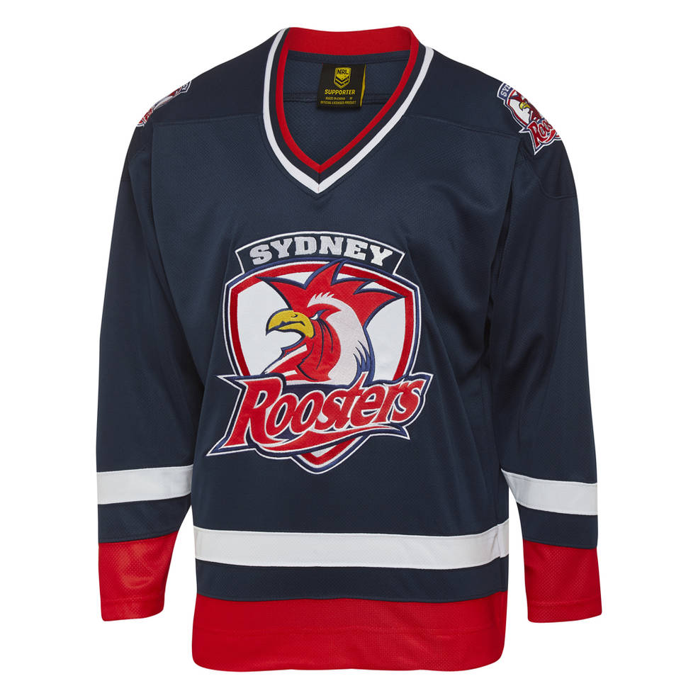 SYDNEY ROOSTERS MENS HOCKEY JERSEY0