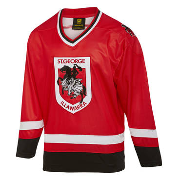 ST GEORGE DRAGONS MENS HOCKEY JERSEY