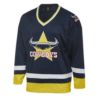 NTH QLD COWBOYS MENS HOCKEY JERSEY