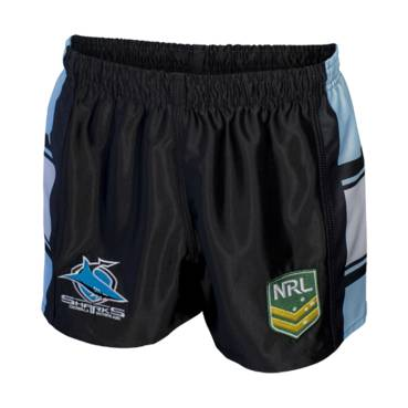 CRONULLA SHARKS HOME SUPPORTER SHORTS