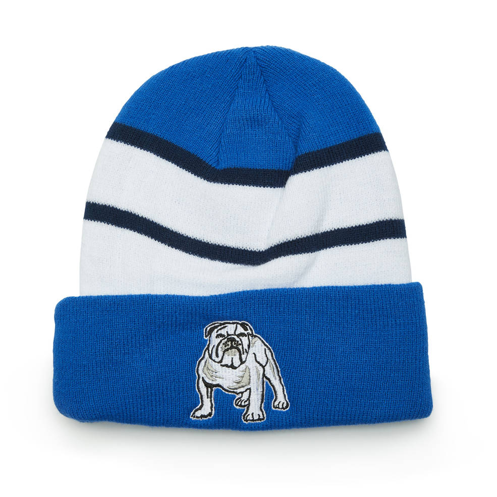 CANTERBURY BULLDOGS MENS BEANIE0