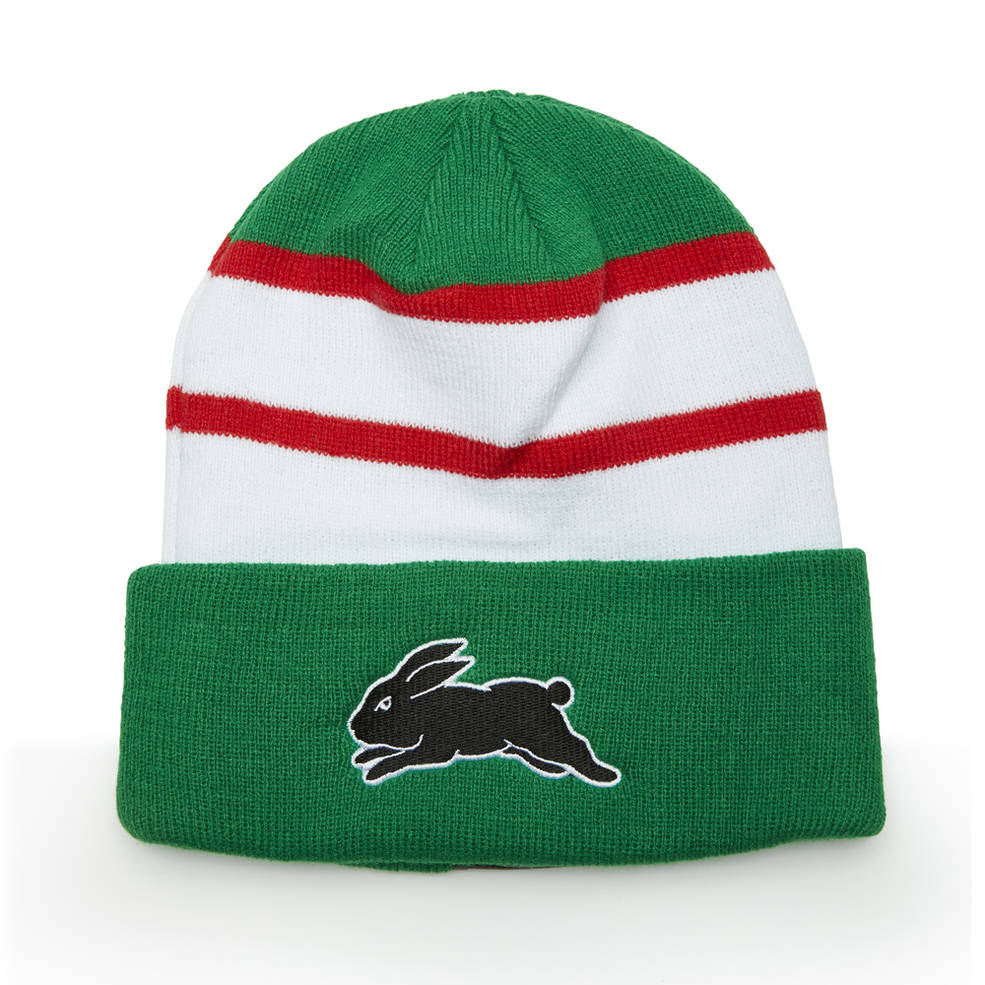 SOUTH SYDNEY RABBITOHS MENS BEANIE0