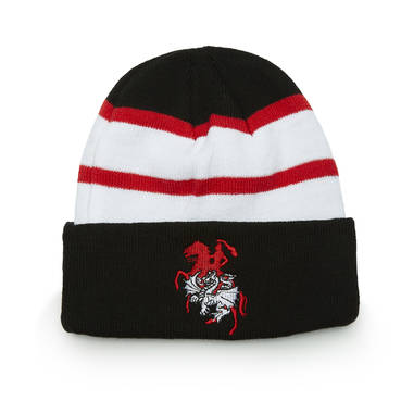 ST GEORGE DRAGONS MENS BEANIE