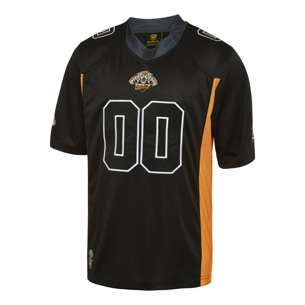 WESTS TIGERS MENS GRIDIRON JERSEY0