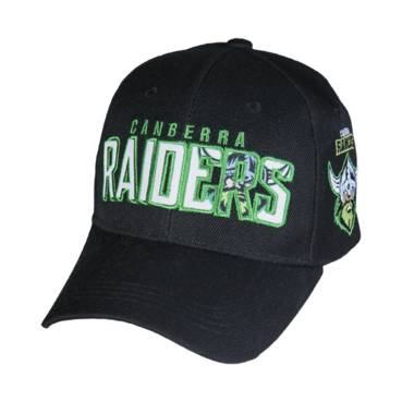 CANBERRA RAIDERS STRAW HATS