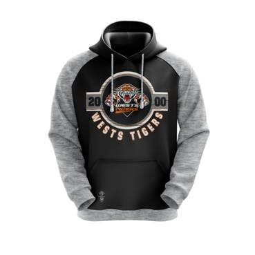 WESTS TIGERS MID WINTER HOODIE