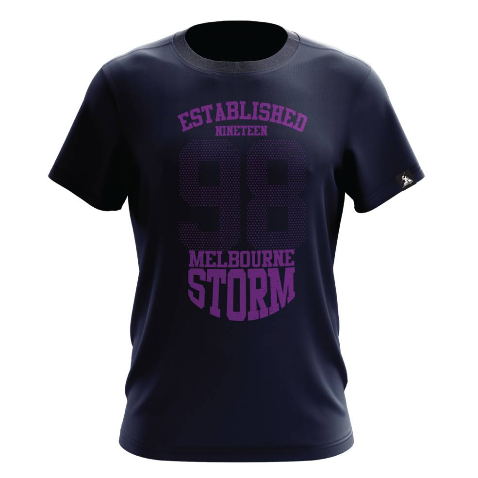 MELBOURNE STORM MENS TWIN TEE PACK TIN2