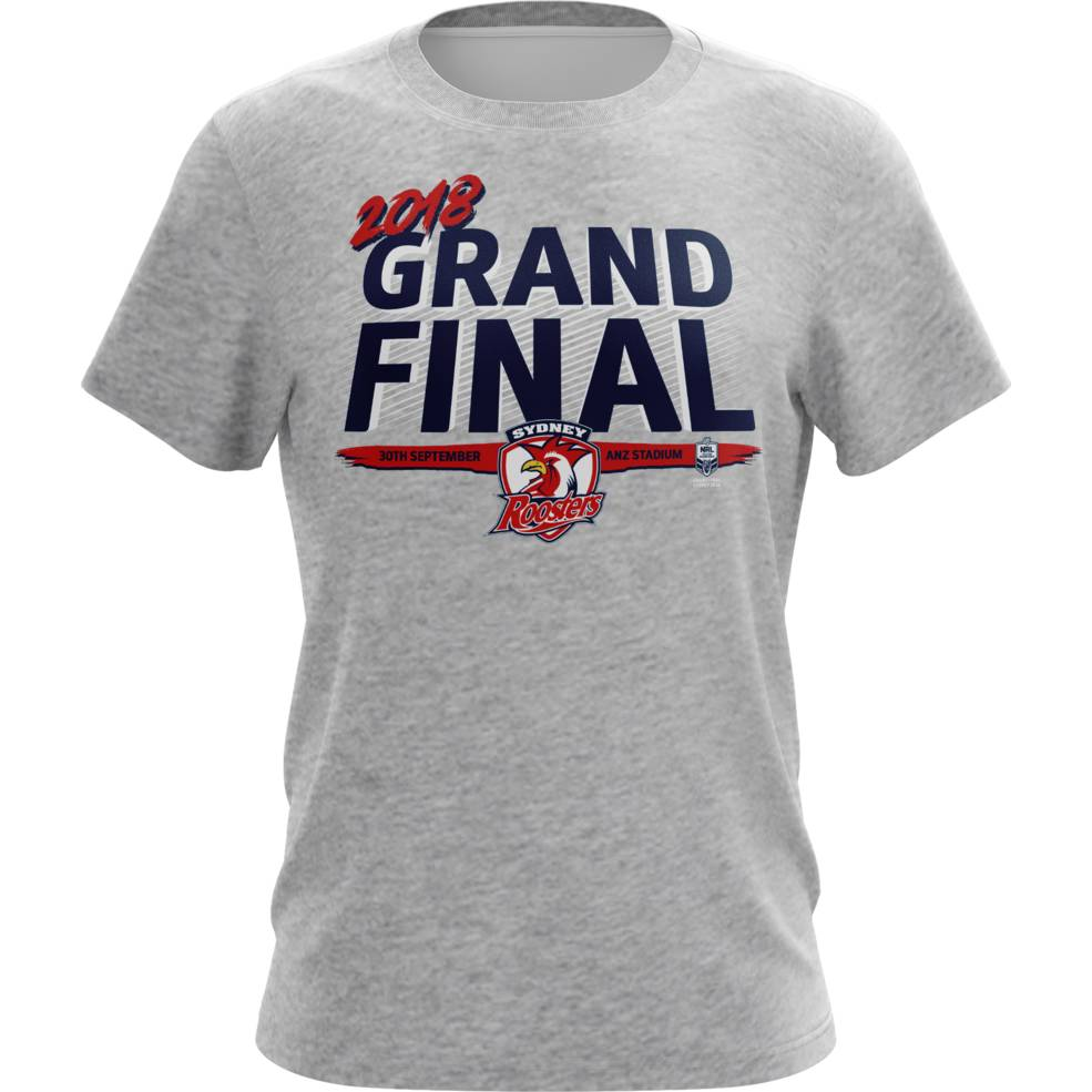 SYDNEY ROOSTERS GRAND FINAL TEE0
