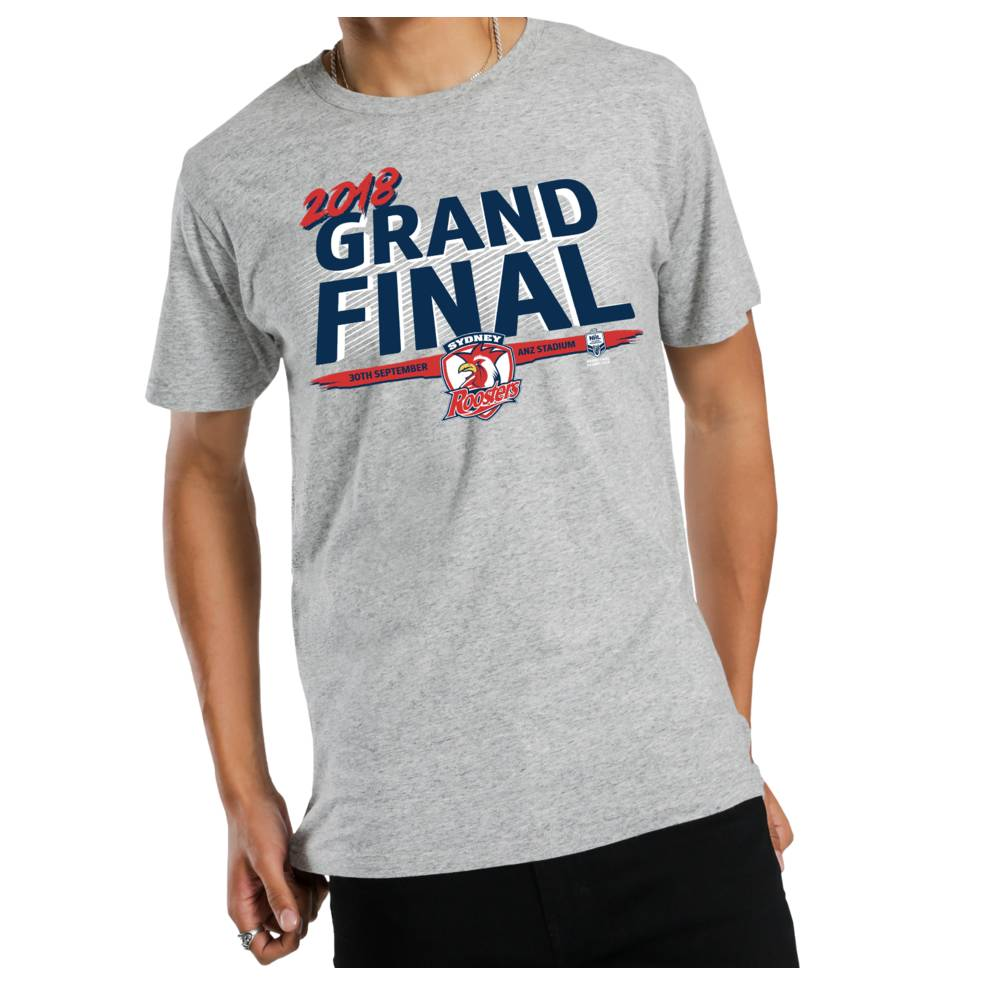 SYDNEY ROOSTERS GRAND FINAL TEE1