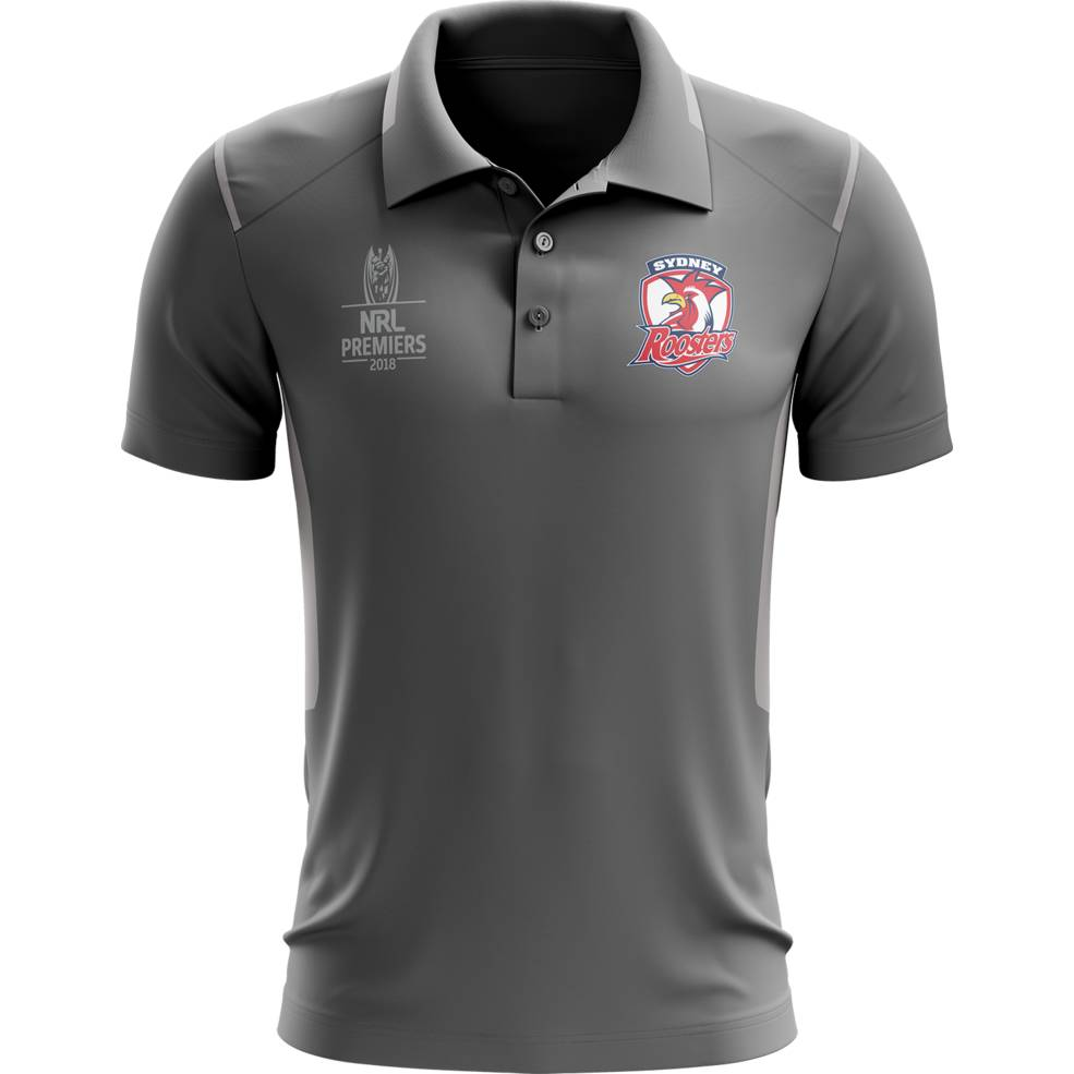SYDNEY ROOSTERS PREMIER POLO0
