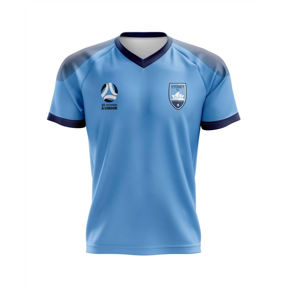 SYDNEY FC MENS REPLICA JERSEY0