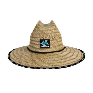 CRONULLA SHARKS STRAW HATS
