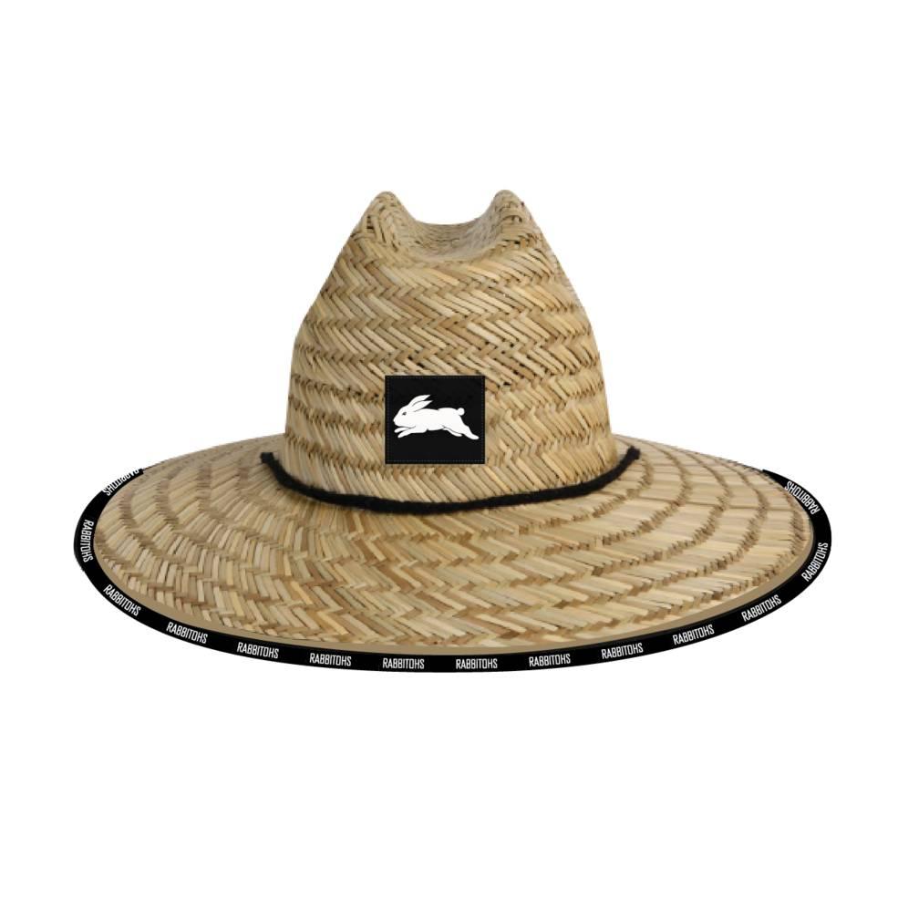 SOUTH SYDNEY RABBITOHS STRAW HATS0