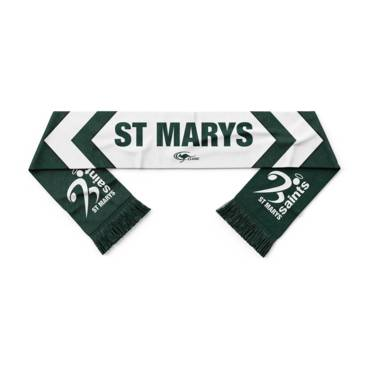 ST MARYS SAINTS BASKETBALL SINGLET WHITE
