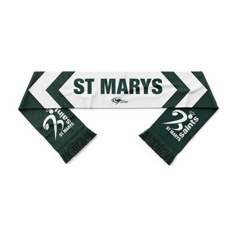 ST MARYS SAINTS SCARF0