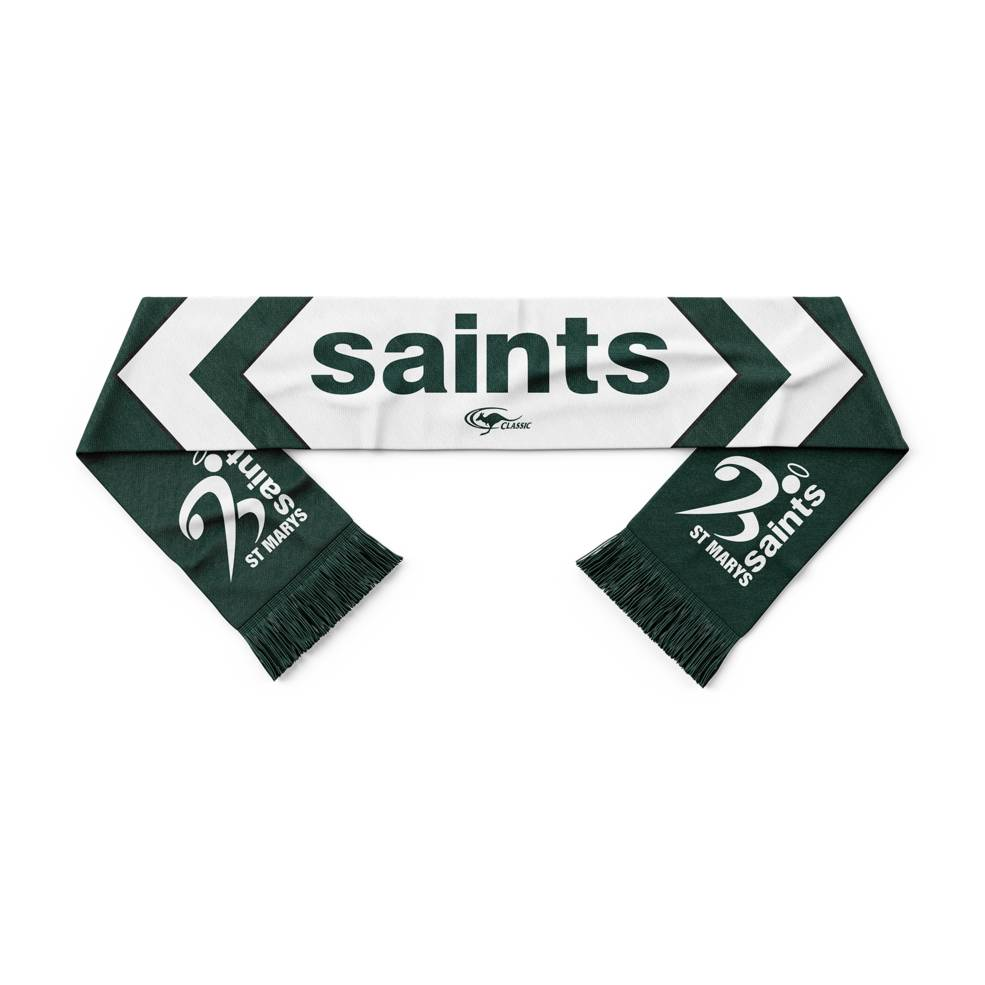 ST MARYS SAINTS SCARF1