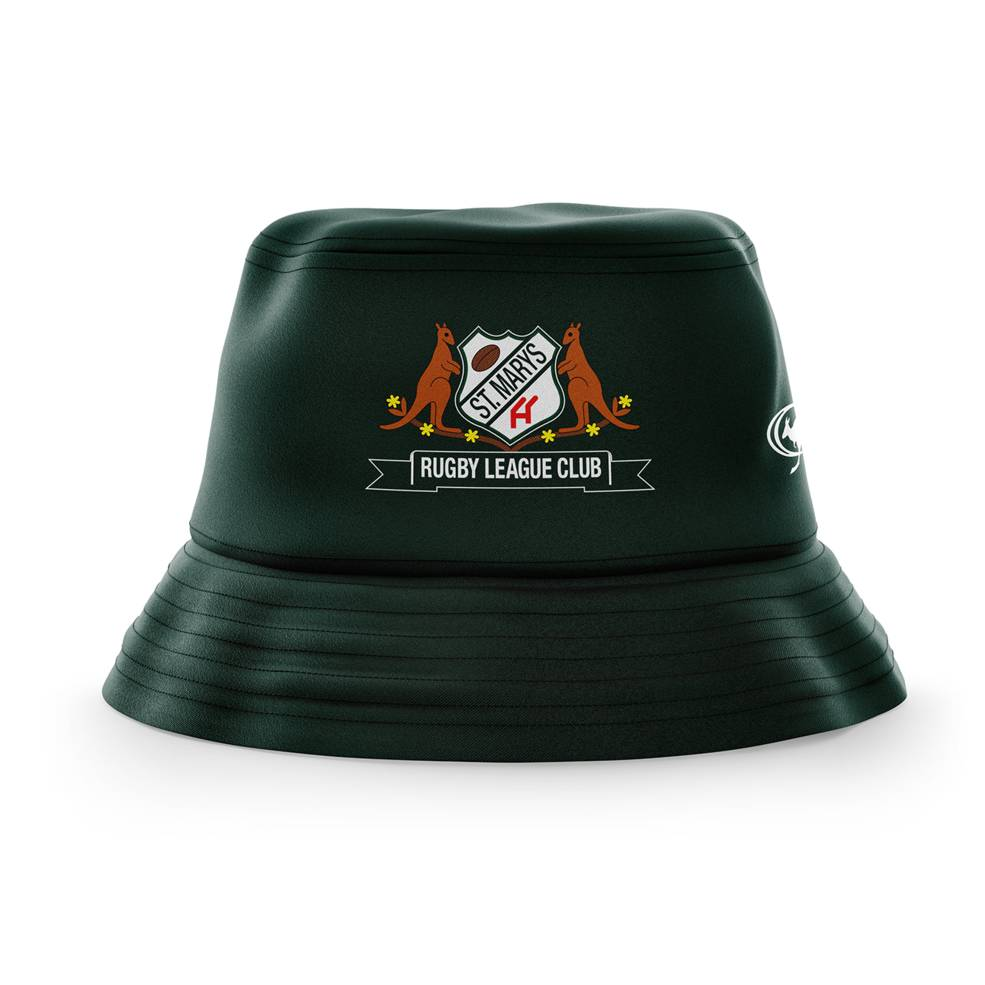ST MARYS SAINTS BUCKET HAT0