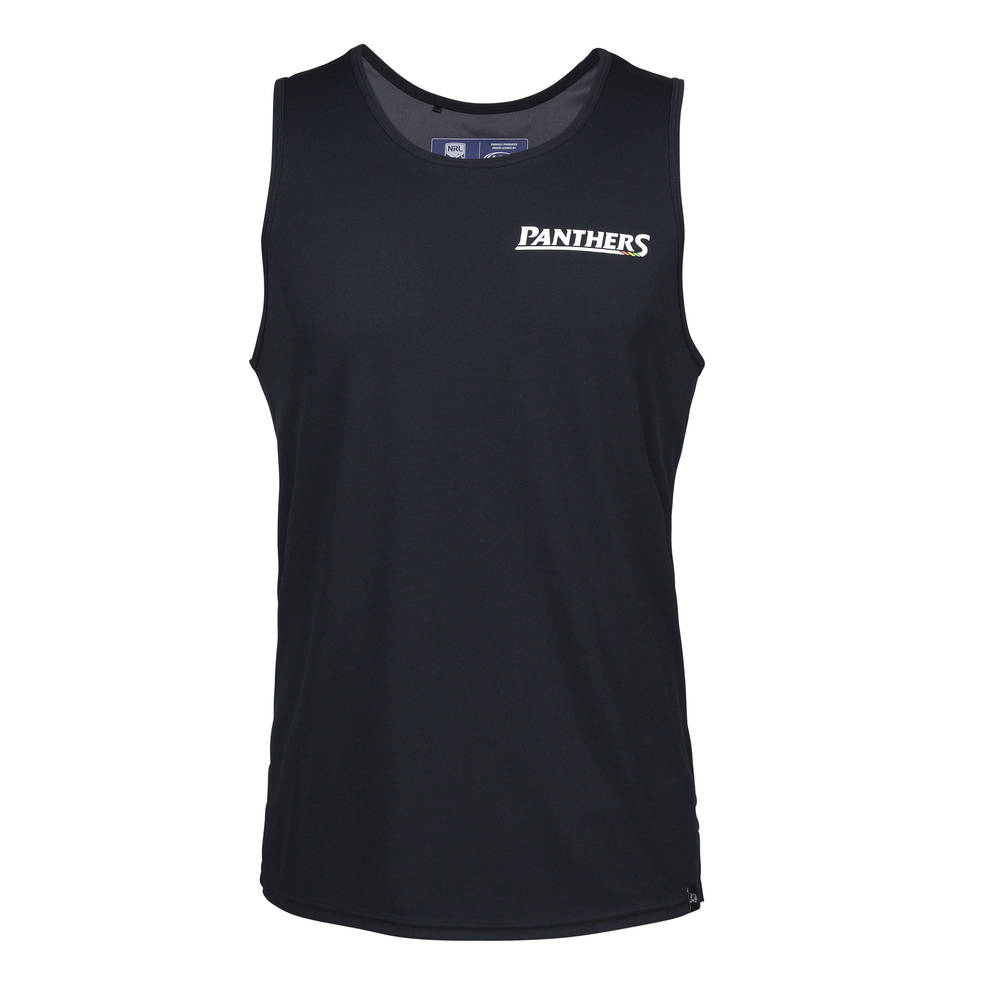 PENRITH PANTHERS  MENS PERFORMANCE SINGLET0