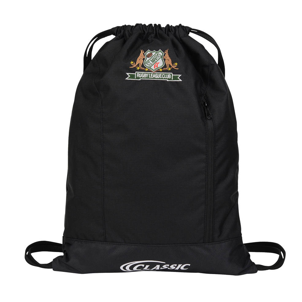 ST MARYS SAINTS GYM BAG0