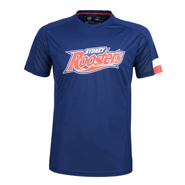 SYDNEY ROOSTERS MENS PERFORMANCE TEE