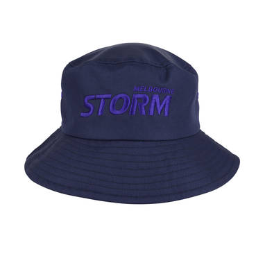 MELBOURNE STORM MENS BUCKET HAT