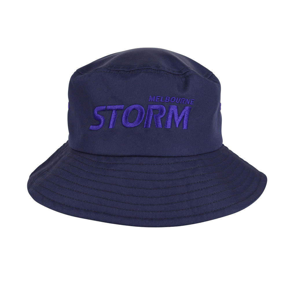 d0be39c49088e Classic Sportswear Shop – MELBOURNE STORM MENS BUCKET HAT