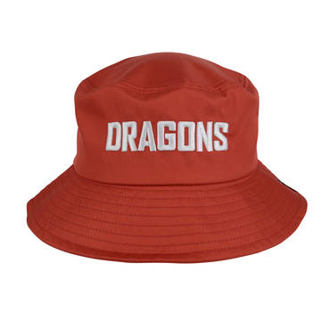 ST GEORGE DRAGONS   MENS BUCKET HAT
