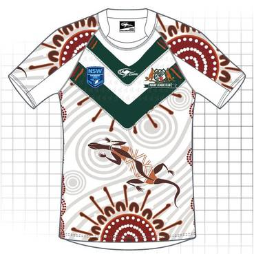 PRE SALE: ST MARYS SAINTS INDIGENOUS JERSEY 19