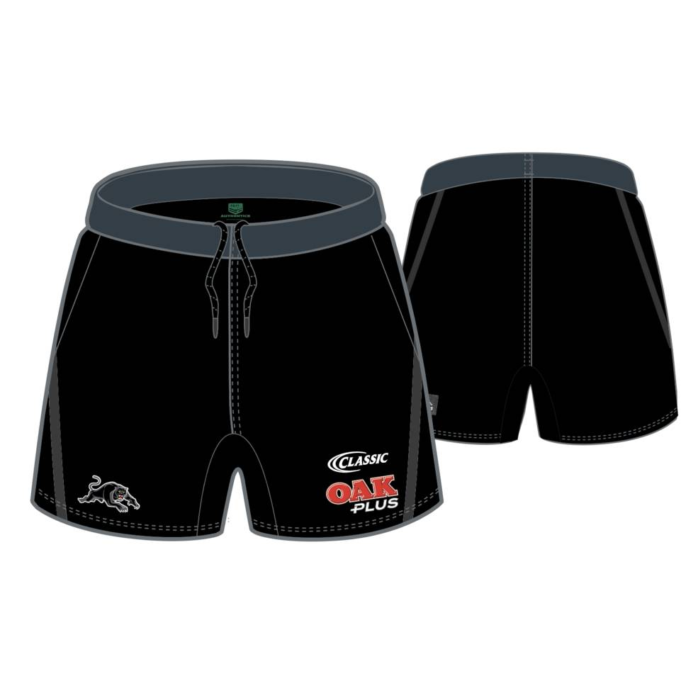 PENRITH PANTHERS TRAINING SHORTS2