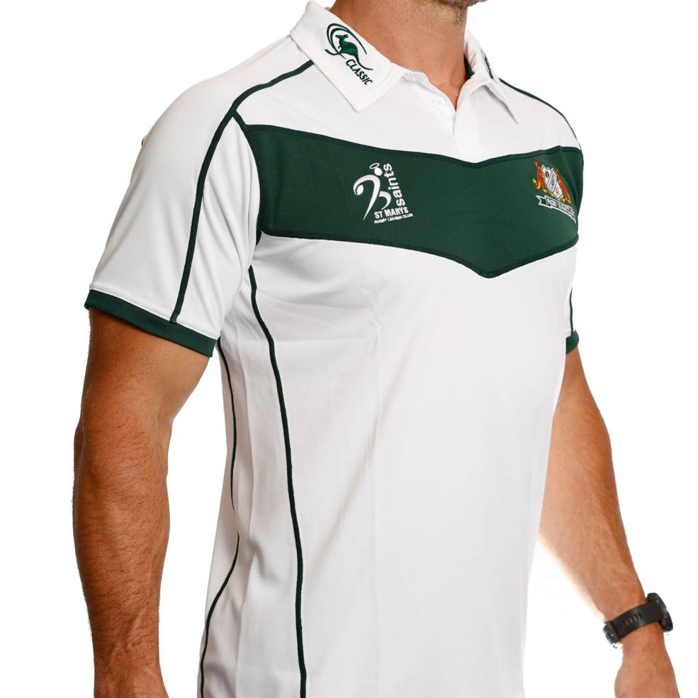 ST MARYS SAINTS SUPPORTER POLO2