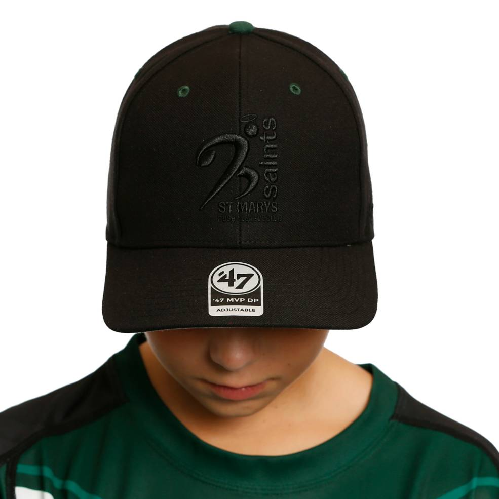 ST MARYS SAINTS 47 AUDIBLE SNAPBACK MVP CAP1