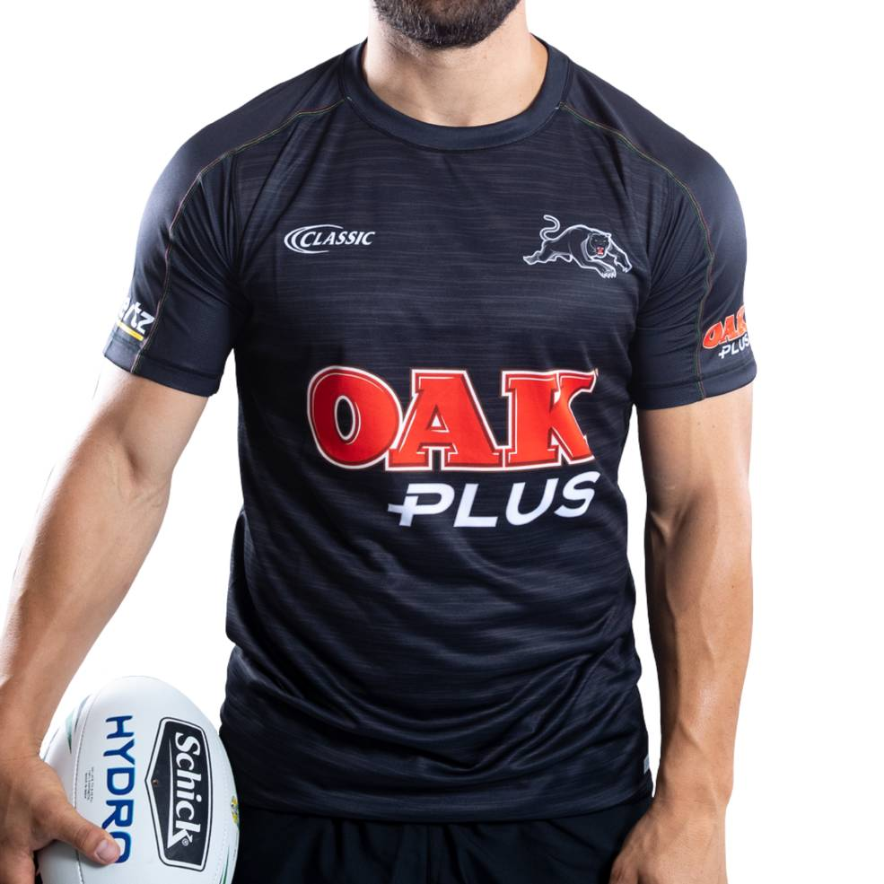 PENRITH PANTHERS TRAINING TEE0