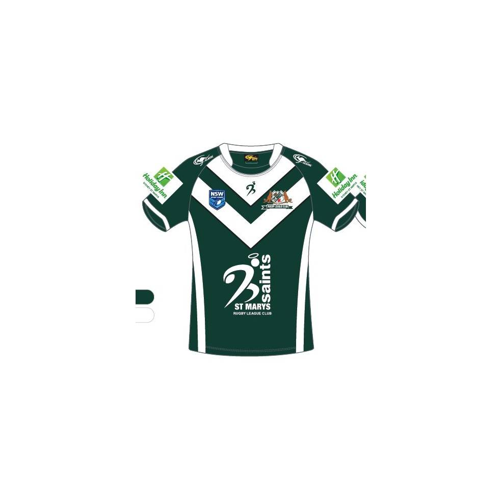 ST MARYS SAINTS HOME SUPPORTER JERSEY1