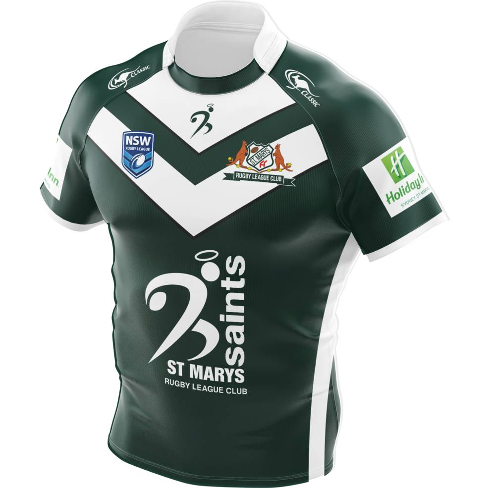 ST MARYS SAINTS HOME SUPPORTER JERSEY0