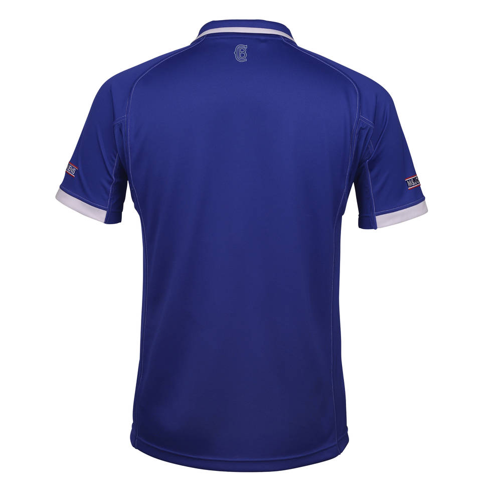 CANTERBURY BULLDOGS MENS MEDIA POLO1