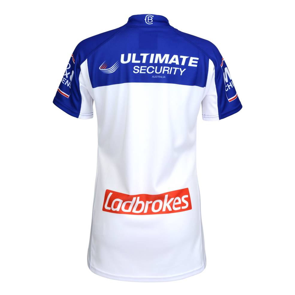 CANTERBURY BULLDOGS LADIES HOME JERSEY1