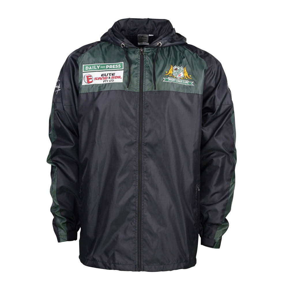 ST MARYS SAINTS WET WEATHER JACKET0