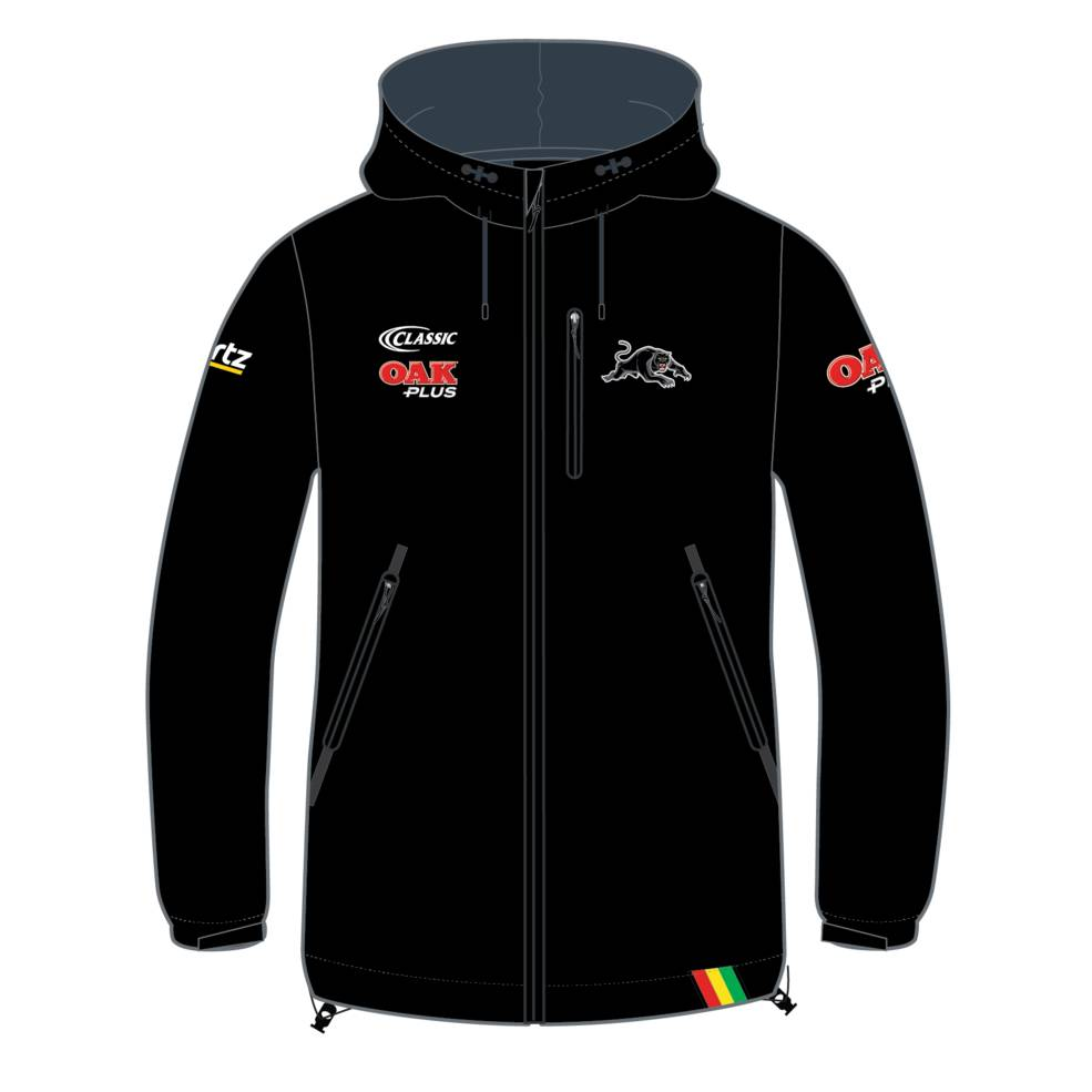 PENRITH PANTHERS WET WEATHER JACKET0