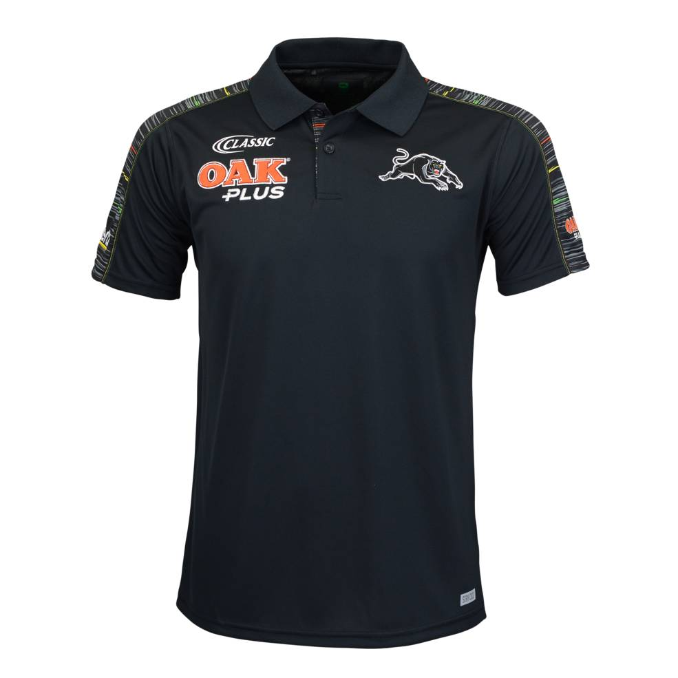 PENRITH PANTHERS YOUTH MEDIA POLO1