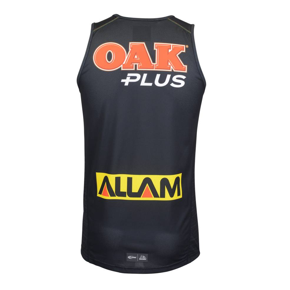 PENRITH PANTHERS YOUTH TRAINING SINGLET2