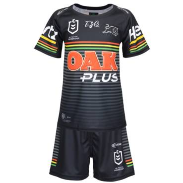 PENRITH PANTHERS INFANT HOME KIT SET