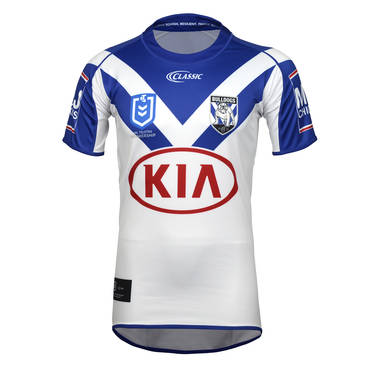 CANTERBURY BULLDOGS MENS HOME JERSEY