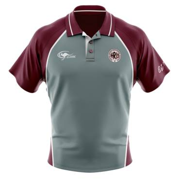 ST MARYS SAINTS WOMENS PINK POLO